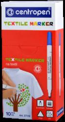 značkovač 2739 na textil červený(8595013625057)