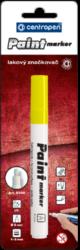značkovač 9100 lakový žlutý-lakový Centropen