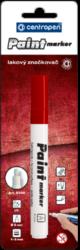 značkovač 9100 lakový červený-lakový Centropen