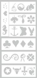 tetovací souprava 2880/4 NEW(8595013625392)