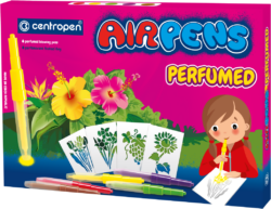 speciál Centropen 1589/5 AIR pen perfumed-foukací fixy na papír