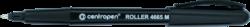 roller Centropen 4665 0,5 document černý-roller Centropen