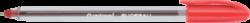 kuličkové pero Slideball 2215 červený-šířka stopy 0,3 mm