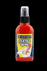sprej na textil 1139 100ml červený-barva na textil v rozprašovači