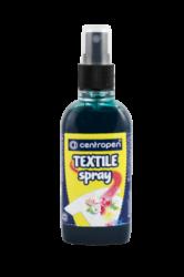 sprej na textil 1139 100ml zelený-barva na textil v rozprašovači