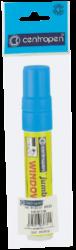 značkovač 9120 křídový modrý-křídový Centropen