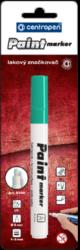 značkovač 9100 lakový zelený-lakový Centropen