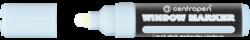 značkovač 9121 křídový bílý 2-3mm-křídový Centropen