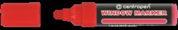 značkovač 9121 křídový červený 2-3mm-křídový Centropen