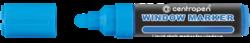 značkovač 9121 křídový modrý 2-3mm-křídový Centropen