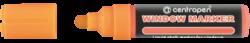 značkovač 9121 křídový oranžový 2-3mm-křídový Centropen