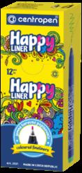 liner Centropen 2521 0,3 černý(8595013636749)