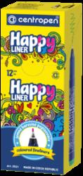 liner Centropen 2521 0,3 šedý(8595013636756)