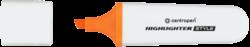 zvýrazňovač 6252  oranžový-zvýrazňovač Centropen