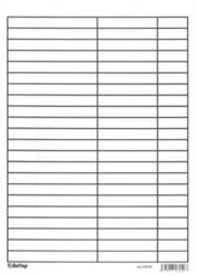 podložka  A4 papírová linka-linka 6040(8595023960407)