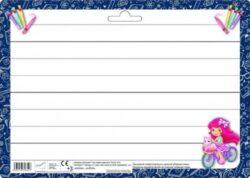 tabulka stíratelná A4 Strawberry(8595038706526)