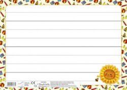 tabulka stíratelná A4 Krtek 3(8595038708339)