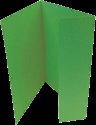 odkládací mapa 251 Classic zelená-PRODEJ POUZE PO BALENÍ