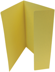 odkládací mapa 251 Classic žlutá-PRODEJ POUZE PO BALENÍ