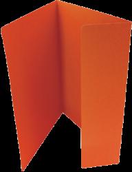 odkládací mapa 251 Classic oranžová-PRODEJ POUZE PO BALENÍ