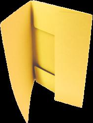 odkládací mapa 253 Classic žlutá-PRODEJ POUZE PO BALENÍ