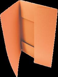 odkládací mapa 253 Classic oranžová-PRODEJ POUZE PO BALENÍ