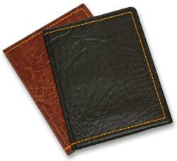 obal na doklady obšitá kůže mix 150-rozměr: 100 x 130 x 5 mm