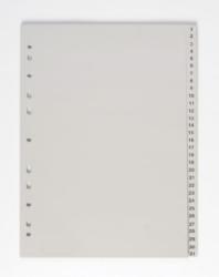 rozřaďovač PP A4 1 - 31 7-428