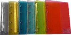 desky 4kr.plast TIM A5 - mix barev P+P