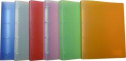 desky 4kr.plast A4 D20 opaline-mix barev P+P N