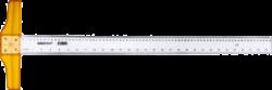 pravítko příložník 75cm BR-228
