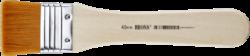štětec BR plochý syntetický 40mm BR-669