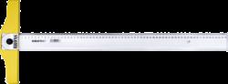 pravítko příložník 65cm s úhloměrem BR-111(8680628001973)