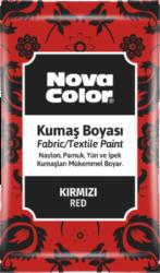 barva na textil prášková červená 12g NC-901-barva pro barvení látek