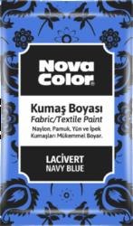 barva na textil prášková modrá 12g NC-909-barva pro barvení látek