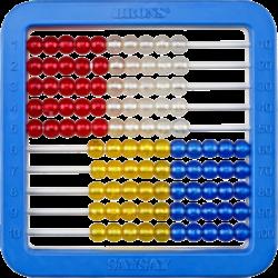 počitadlo BR-213 plast mix barev(8697405220250)