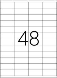etikety A4  52,5 x 23   48ks(8698806200896)
