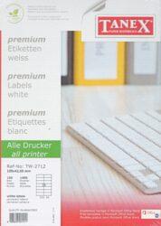 etikety A4 105 x  42,69   14ks(8698806201411)