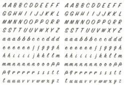 a samol.písmena STC-406 7x11 220ks(8698807756835)