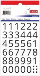 a samol.čísla STC-410 10x15 72ks-2 aršíky