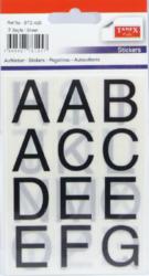 a samol.písmena STC-426 23x25 36ks-3 aršíky