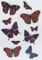 a samol.STC-200 motýli 20ks-2 aršíky