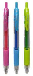 kul.pero gel 0,5 mm U - knock+  světle zelené - AKCE