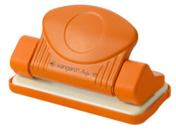 děrovačka K.Perfo 10 oranžová 10l-celokovová konstrukce