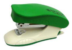 sešívačka K Trendy 10M mini zelená sv. 10l/No.10-kovová sešívačka s plastovými doplňky