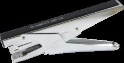 sešívačka Raion HP-15 kleště No.10 černá 20l-celokovová konstrukce 5 let záruka