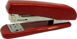 sešívačka Raion HD-45N  červená 30l 24/6-kovová sešívačka 5 let záruka