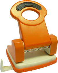 děrovačka Raion MOD-35PP oranžová 30l-celokovová konstrukce 5 let záruka