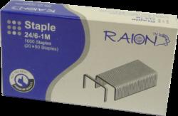 drátky 24/ 6  Raion-Drátky, které si svou kvalitu hlídají ochranou známkou - logo na spodní straně bloku.