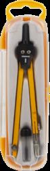 kružítko T  v krabičce oranžové - 971